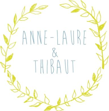 Médaillon mariage Anne-Laure & Thibaut